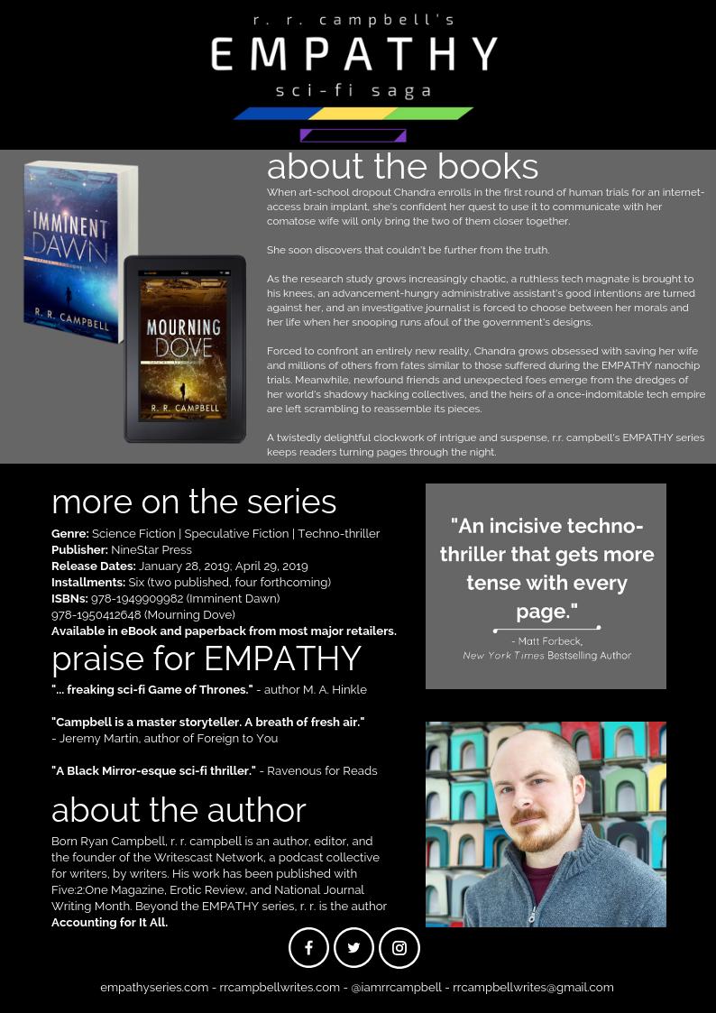 EMP Series Media Kit