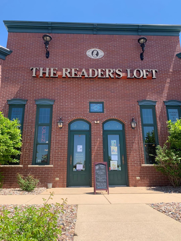 Reader's Loft Facade